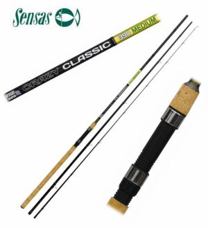 Sensas Crazy Classic Waggler 390 Medium do 20g